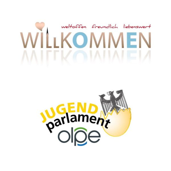 Willlkommen in olp und Jugendparlament Olpe
